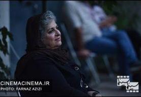 واکنش فرشته طائرپور به عدم حضور عوامل فیلم روز صفر در اختتامیه
