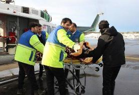حضور ٢٥ تیم عملیات ویژه اورژانس کشور برای خدمت رسانی در استان گیلان