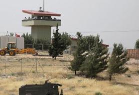 ترکیه برجهای دیدهبانی جدید در سوریه میسازد