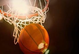 ویروس کرونا باعث لغو دو بازی بسکتبال کاپ آسیا