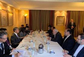 رایزنی وزیران امور خارجه ایران و چین در مونیخ