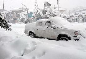 آخرین وضعیت امداد رسانی به مردم گیلان پس از برف و کولاک