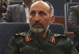سردار حجازی: انتقام ایران تا زمان اخراج آمریکاییها ادامه دارد