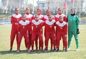 اعتراض زنان فوتبال ایران به فیفا: هرگز در اسرائیل بازی نمیکنیم