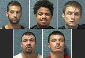 Five inmates escape from Ohio correctional facility