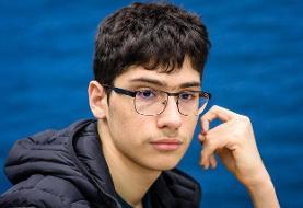 پیروزی فیروزجا مقابل سوپراستاد بزرگ هندی در مسابقات شطرنج پراگ