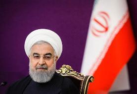 فیلم | روحانی: با ضعف پای میز مذاکره نمیرویم | مشکلات کشور کمتر شده است
