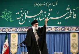 دیدار هزاران نفر از ذاکران اهلبیت با رهبر انقلاب اسلامی