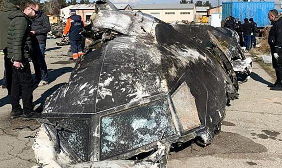اوکراین: یکی از گزینههای بررسی جعبه سیاه هواپیمای ساقط شده، فرانسه است