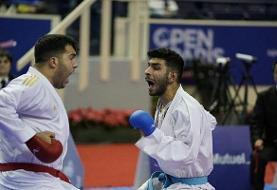 ۲ طلا و ۵ برنز در انتظار نمایندگان ایران در کاراته وان