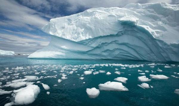 دمای قطب جنوب برای اولین بار به بالای ۲۰ درجه رسید!