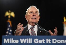 Mike Bloomberg once said taking too much money from the rich and giving it to the poor was a ...