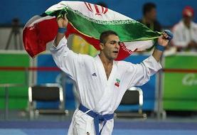 پورشیب دومین فینالیست روز دوم تیم ایران