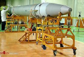 موشک رعد۵۰۰ را بشناسید