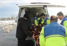 مصدومیت ۲۷ نفر هنگام فرار از زلزله در اردبیل