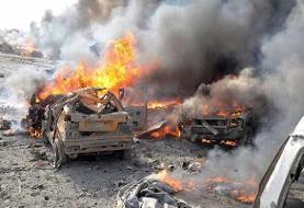 انفجار خودرو بمبگذاری شده در شمال استان رقه سوریه
