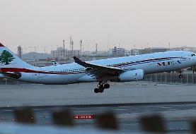 شرکت هواپیمایی میدل ایست لبنان: خرید بلیط فقط با دلار آمریکا