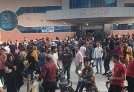 زلزله شدید در هرمزگان: مردم وحشتزده از خانهها بیرون ریختند