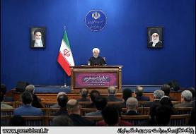 روحانی: آمار کشتههای حوادث آبان در اختیار پزشکی قانونی است