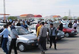 قیمت روز خودروهای سایپا و ایران خودرو یکشنبه ۲۷ بهمن؛ هجوم دوباره گرانی به بازار خودرو