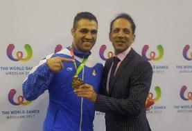 پورشیب به مدال طلا دست یافت/ پایان کار نمایندگان ایران با ۶ مدال