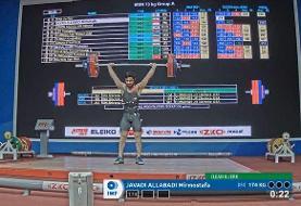 وزنه برداری قهرمانی جوانان آسیا/ نقره و برنز دسته ۷۳ کیلوگرم به ایران رسید