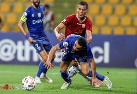 دومین شکست متوالی شهرخودرو در مرحله گروهی لیگ قهرمانان آسیا