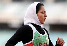 قهرمانی دختر دونده ایرانی در مسابقات استانبول/ بهبود رکورد ملی ایران