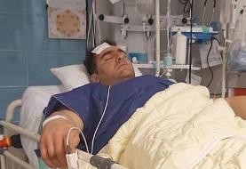 ماجرای حمله مسلحانه به ورزشکار قویترین مردان ایران در شهریار+عکس