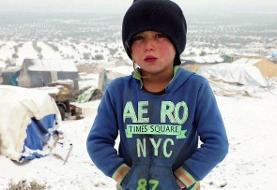 Syria conflict: UN says Idlib displacement 'overwhelming' relief effort