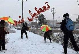 مدارس استان زنجان فردا تعطیل است