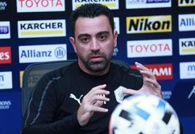 ژاوی: شکست تیمهای ایرانی کار دشواری است؛ از برد سپاهان سورپرایز شدم