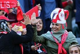 No Set Up Stages! FIFA to Iran: Women must be allowed in all games