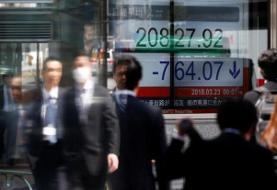 تاثیر ویرانگر بحران کرونا بر اقتصاد جهان؛ روند بازارهای سهام اروپا منفی شد