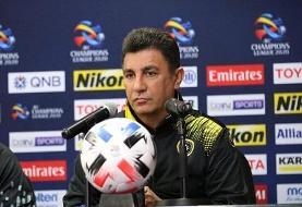 قلعهنویی: در حق تیمهای ایرانی ظلم میشود