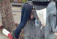 افزایش چشمگیر زباله گردی در شهر تهران / اجاره مخازن زباله به خانواده های افغانستانی