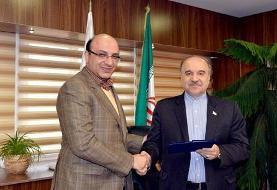 علینژاد رسما معاون وزیر ورزش شد
