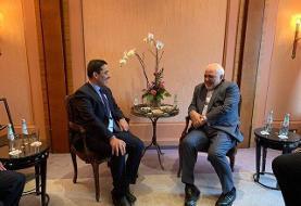 پاسخ خالد جارالله درباره دیدار ظریف با وزیر خارجه کویت