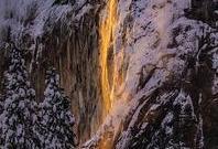 آبشار آتشین
