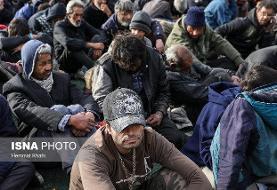 جمعآوری بیش از ۳۰ هزار معتاد در شوش و هرندی تهران طی یکسال