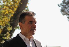 انصاریفرد: ایمان دارم با دانش گلمحمدی نتایج خوبی خواهیم گرفت