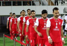 حلالی: چند بازیکن پرسپولیس اصول اولیه فوتبال را هم رعایت نمیکنند
