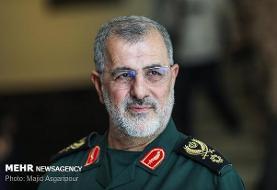فرمانده نیروی زمینی سپاه: عربستان هواپیما و تسلیحات  به جیش العدل داده است