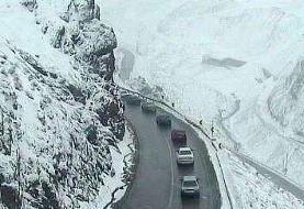 بارش سنگین برف در ۸ استان از فردا ۳۰ بهمن/ آزادراه زنجان-قزوین باز شد