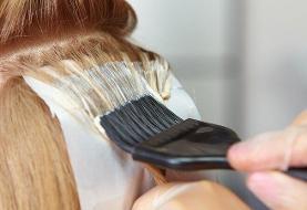 نکته بهداشتی| احتیاطات هنگام رنگ کردن موها