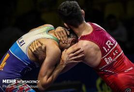 علینژاد: بیشترین اعتبار المپیکی به کشتی داده شده است