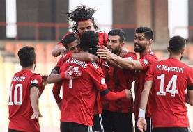 پیروزی پرگل تراکتور مقابل مس کرمان/ شاگردان الهامی در نیمه نهایی