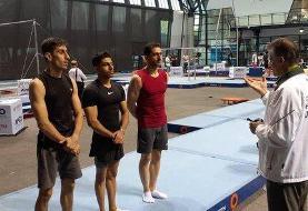 ژیمناستیک ایران در انتظار سهیمه المپیک/ وعده ۵۰ میلیونی خانم رئیس