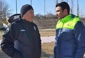اسکوچیچ در نقش مارکوپولو؛ شهر به شهر کنار تیمهای ایرانی + عکس