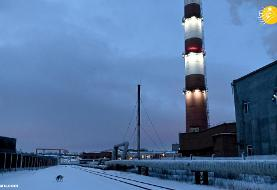 (تصاویر) زندگی بیخانمانهای سیبری در سرمای کُشنده